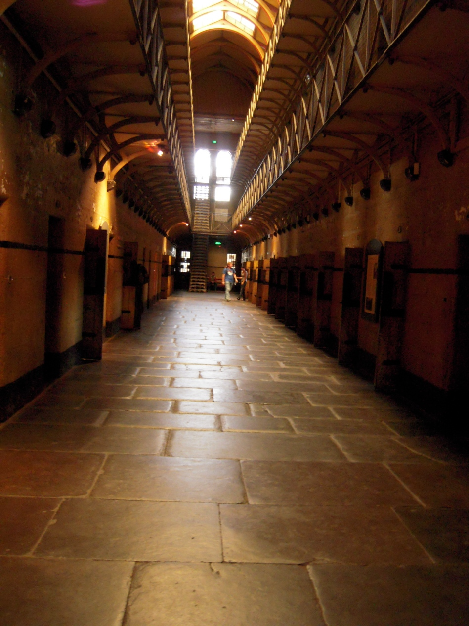 The Melbourne Gaol (Jail)